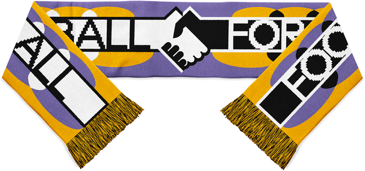 The Scarf of Respect: Coming soon